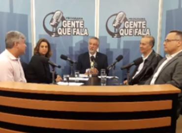 Entrevista de Dr. Fabio Peralta no Programa Gente que Fala