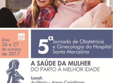 5° Jornada de Obstetrícia e Ginecologia do Hospital Santa Marcelina